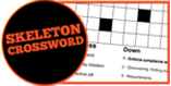 Skeleton Crosswords